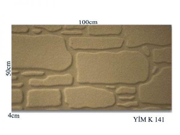 Taş Duvar Desen Kaplama