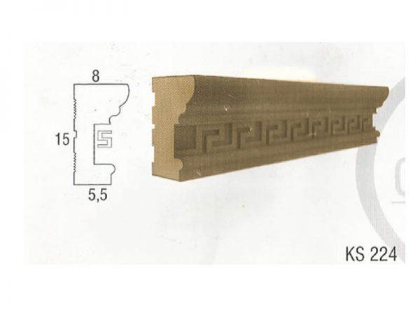 Zigzag Kat Silmesi KS 224